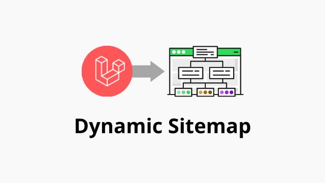 Generate dynamic sitemap in Laravel - SEO